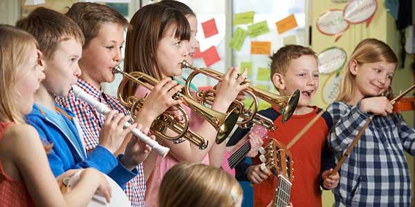 Propedeutica musicale 3-6 anni a Busto Arsizio