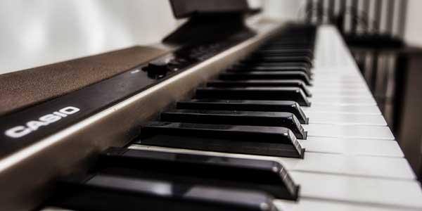 Corso di tastiera a Busto Arsizio