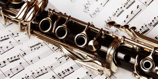 Corso di clarinetto a Busto Arsizio