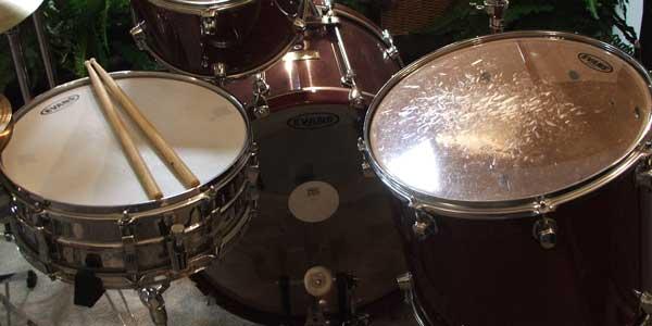 Laboratorio di percussioni a Busto Arsizio