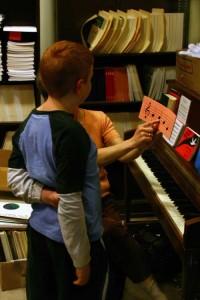 Propedeutica musicale Busto Arsizio